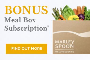 Kenwood KMS Marley Spoon Xmas Promo