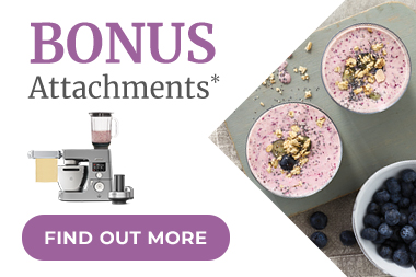Kenwood Bonus Attachments - Father's Day 2019