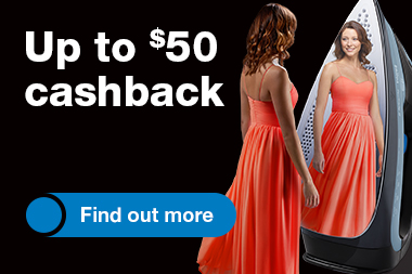 Braun Linen Care Cashback Promotion October 2019