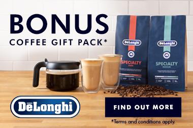 De'Longhi Bonus Barista Pack Christmas 2020